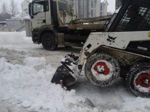 """NAREDBA """" Metroparking jug """" da ne naplaćuje parkiranje dok ne očisti sneg!"""