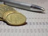 NBS prodala 15 mil €, kurs 123,9794