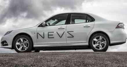 NEVS će praviti električne automobile na bazi Saaba 9-3