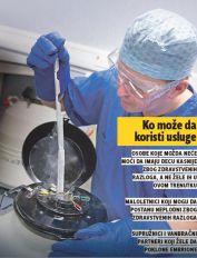 NOVI ZAKON Moći ćemo da zamrzavamo jajne ćelije, POKLANJAMO I UVOZIMO EMBRIONE