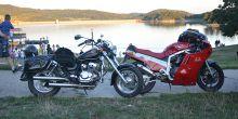 Na Borskom jezeru održan tradicionalni Moto skup