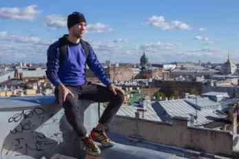 """Na krovovima Sankt Peterburga – kao na """"sedmom nebu"""""""