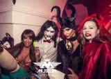 Najbolje žurke u Novom Sadu za Noć veštica