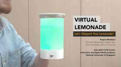 Napravljena virtuelna limunada i možete je poslati prijateljima!