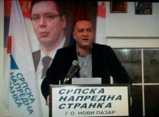 Naprednjaci iz Novog Pazara ostaju verni Vučiću