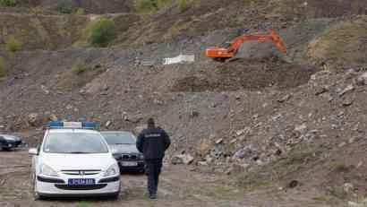 Nastavljena potraga za masovnom grobnicom kod Raške