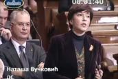 Nataša Vučković nije ni potpredsednica DS-a