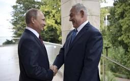Netanjahu: Rekao sam Putinu da iranske snage moraju otići iz Sirije
