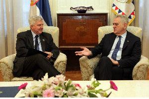 Nikolić poručio ambasadoru SAD: Stvorili ste mnoge nevolje