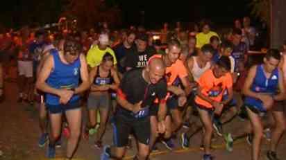 Noćni maraton u Kruševcu