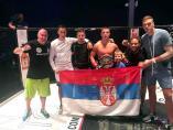 Novi profesionalni pojas u Americi za kik-boksera Stankovića