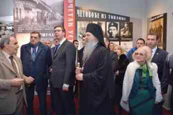 OBELEŽAVANJE 100 GODINA OD TOPLIČKOG USTANKA Vučić: U porobljenoj Evropi pobunila se samo malena Srbija
