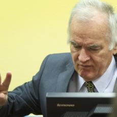 ODBACILI JE KAO NEOSNOVANU: Odbijena žalba Ratka Mladića