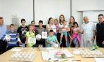 ODBOJKAŠICE U TIRŠOVOJ: Dečji osmeh kao medalja