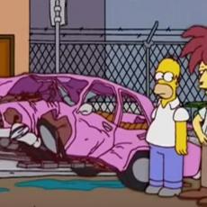 OTKRIVENA TAJNA SIMPSONOVIH: Homerov auto proizveden je u Hrvatskoj, a zove se... (VIDEO)