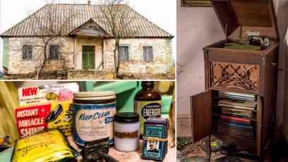 OTVORIO JE VRATA I NIJE MOGAO DA POVERUJE: Pogledajte fotografije nastale u napuštenoj kući u Ontariju (FOTO)