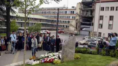 Obeležena 18. godišnjica pogibije radnika RTS-a u NATO intervenciji