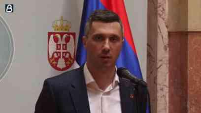 Obradović: Sramota što je Gojković zabranila Jakšiću obraćanje u Skupštini