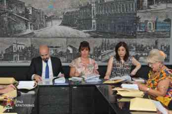 Odluka o osnivanju RTK pred odbornicima Skupštine grada