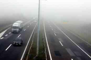 Opasnost od odrona, magla u planinskim predelima: Vozači, pazite!