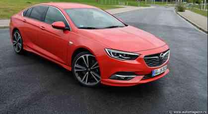 Opel Insignia Grand Sport na testu Auto magazin portala