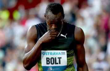 Ostrava - Bolt najbrži