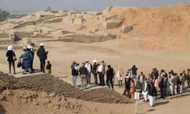 Otkrili veličanstveni drevni grad, a sada hoće da ga zakopaju