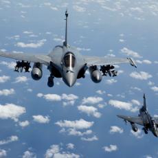 PARIZ NE ŠALJE PORUKU MIRA: Francuski miraži uskoro na sirijskom nebu