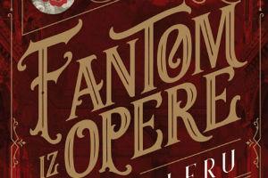 """POKLANJAMO knjigu """"Fantom iz opere"""""""