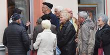 Penzioneri: Pomoć nezakonita, povećanje ponižavajuće