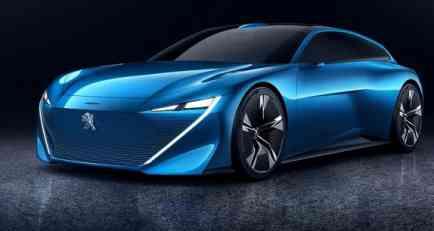 Peugeot Instinct concept (dopunjeno)