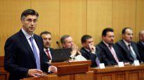 Hrvatska: Sabor izglasao Plenkovićevu Vladu