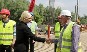 Počela gradnja novog mosta preko Kolubare i Save kod Obrenovca