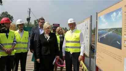 Počela gradnja novog mosta preko Kolubare i Save