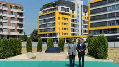Počela izgradnja Kineskog kulturnog centra - PRVOG NA BALKANU