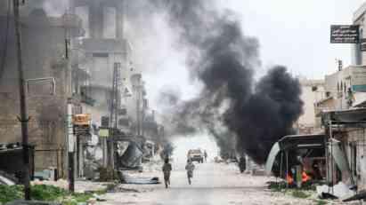 Počela peta runda mirovnih pregovora o Siriji