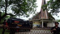 Pokušao da aktivira bombu u crkvi, ali je bila neispravna
