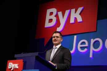 Politička karijera Vuka Jeremića