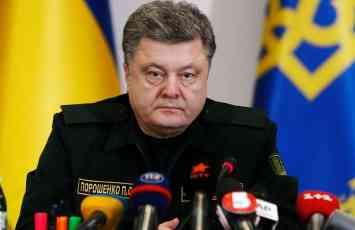 """Porošenko obećao Krimljanima da neće ostati bez podrške za vreme """"ruske okupacije"""""""