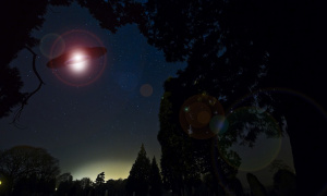 Posao za Moldera i Skali: NLO snimljen iznad Donjeg Milanovca (VIDEO)