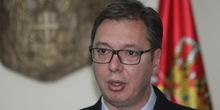 Poslednja pres konferencija Vučića kao premijera