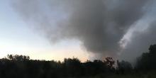 Požar kod sela Ostrelj, vatra preti skladištu eksploziva?