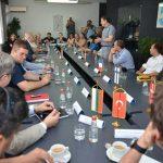 Predstavnici svetskih rudarskih kompanija i banaka posetili Basen