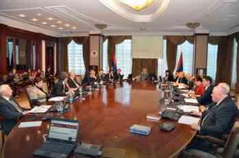 Pres Vlade RS bez postavljanja neželjenih pitanja: Ni reči o američkim sankcijama Miloradu Dodiku
