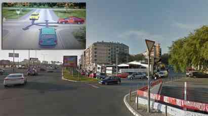 Pronašli smo raskrsnicu u Beogradu na kojoj padaju i najbolji vozači: Ovuda ste bar jednom prošli (FOTO)
