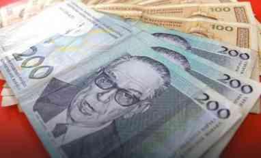 Prosečna plata u RS za april 821 KM