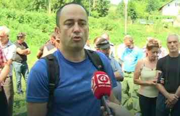 "Protest kod Kotor Varoša zbog izgradnje hidroelektrane: ""Ostajemo bez pitke vode!"""