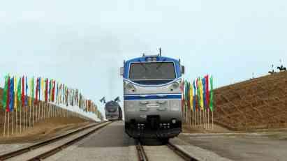 Prvi kineski teretni voz stigao u London Putem svile