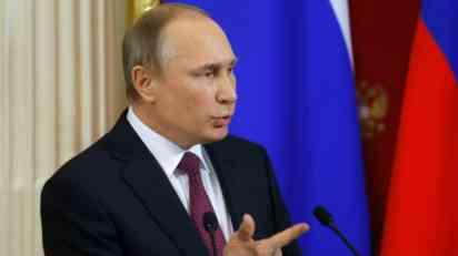 Putin: Laž je da smo prikupljali informacije o Trampu