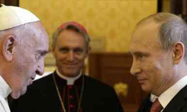 Putin o dijalogu Vatikana i Ruske pravoslavne crkve